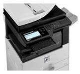 SHARP MX-M264N + MX-DS17 kazettás gépasztal lízing ajánlat